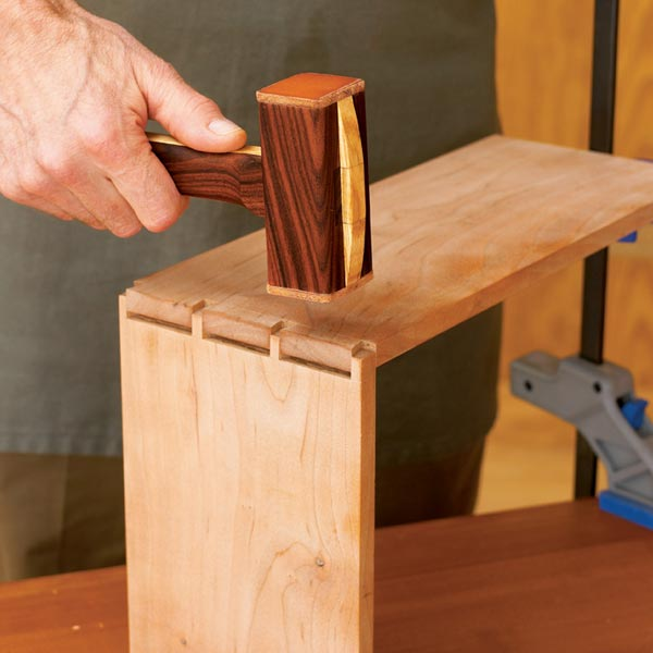 Dead Blow Mallet Woodworking Plan Wood Magazine This type of hammer also saves a lot of time and effort, when compared to a regular mallet (soft hammer). dead blow mallet woodworking plan