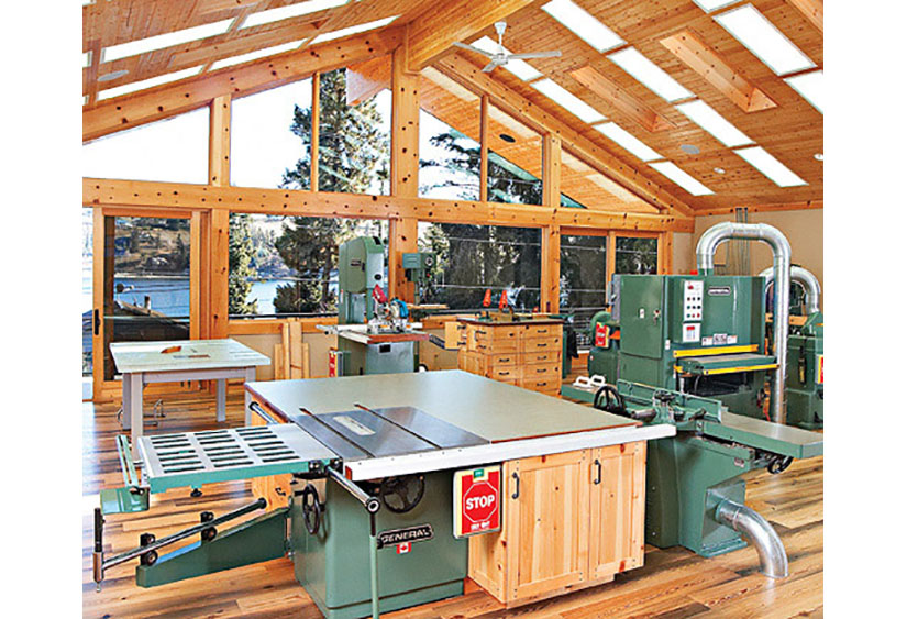 The Over The Top Workshop Wood Magazine