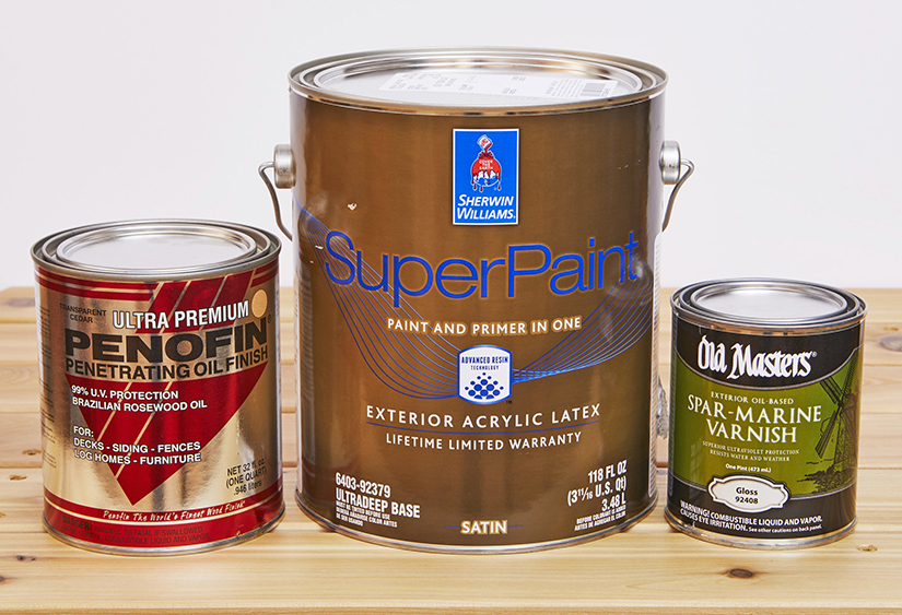 What S The Best Outdoor Finish Wood, What Is The Best Finish Paint For Outdoor Wood Furniture