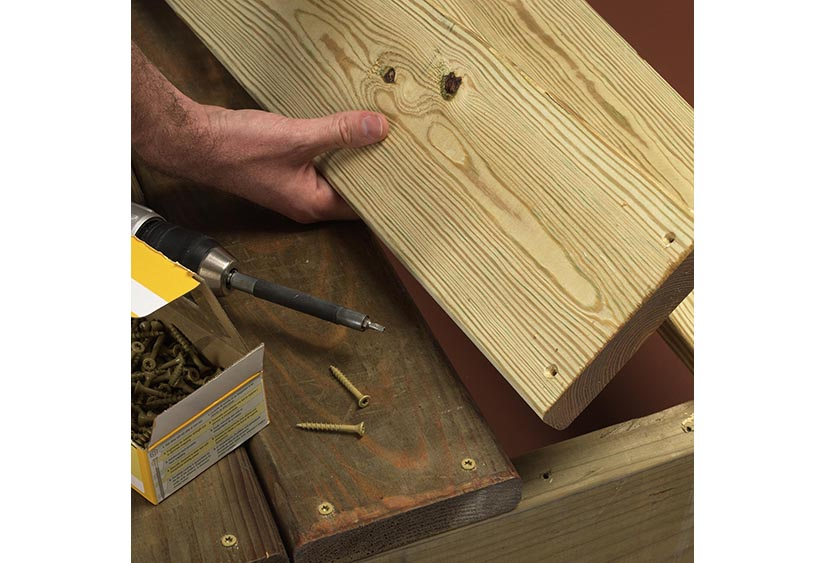 Can I Run Pressure Treated Boards Through My Planer Wood Magazine