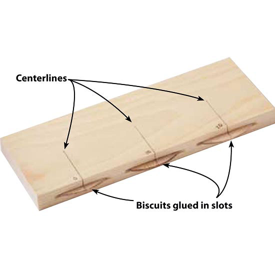 12 Ways To Get The Best From Your Biscuit Joiner Wood Magazine