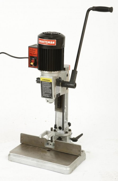 Craftsman Benchtop Mortiser