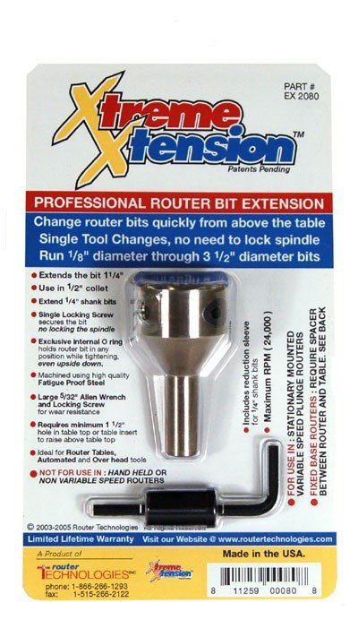 Router Technologies Extreme Extension