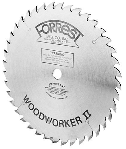 """Forrest 12"""" 30 tooth blade"""