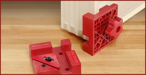 Woodpeckers Box Clamps