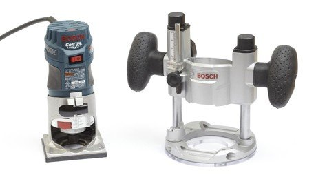 Bosch Colt Compact Router Kit Combo