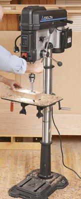 "Delta Machinery 18"" Laser Drill Press"