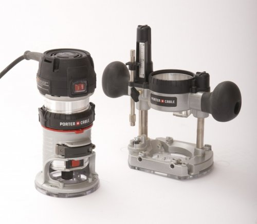 Porter-Cable 1-1/4 HP Compact Router Kit