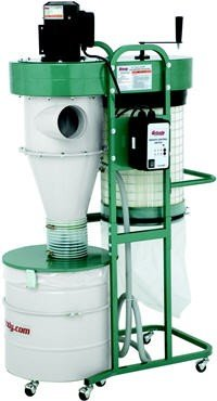 Grizzly Portable Cyclone Dust Collector