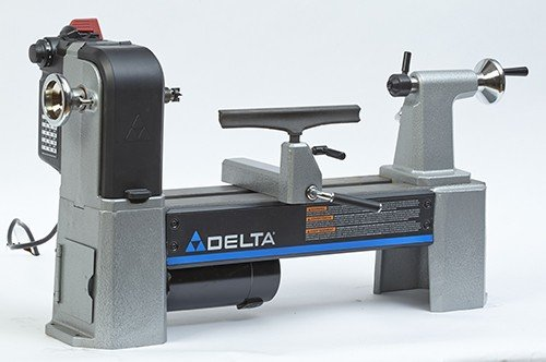 "Delta 46-460 12.5"" Midi Lathe"