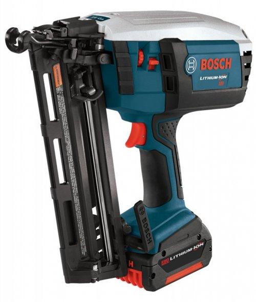 Bosch 18V 16g Finish Nailer #FNH180K-16