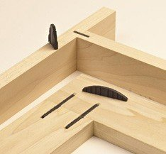 Lamello Fixo No-Clamp Joints