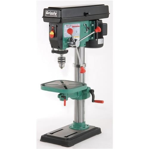 """Grizzly 12"""" Benchtop Drill Press"""