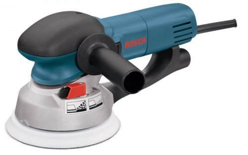 "Bosch 6"" Dual-Mode random-orbit sander/polisher 1250DEVS"