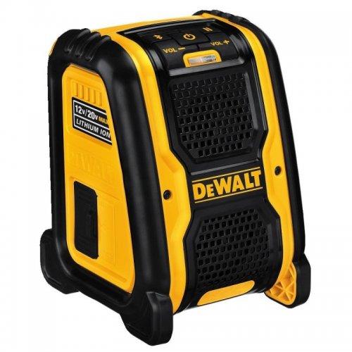 DeWalt Jobsite Bluetooth Speaker DW0882
