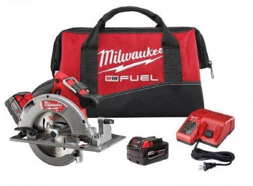 """Milwaukee M18 FUEL 7-1/4"""" Brushless Circular Saw 2731-22"""