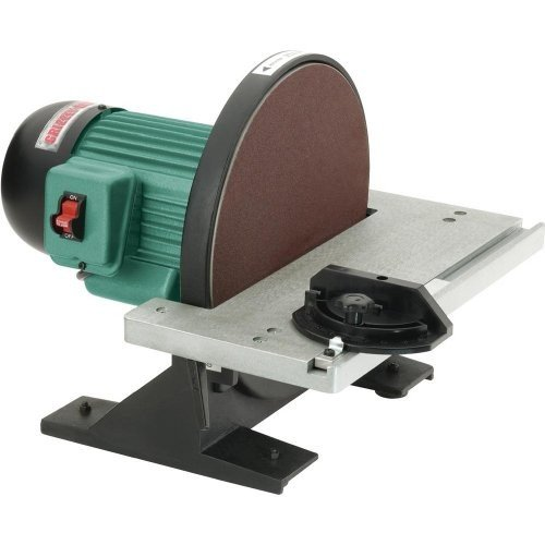 Grizzly G7297 Benchtop Disc Sander