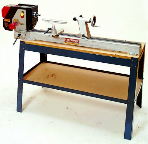 Craftsman Mid-Sized Lathe