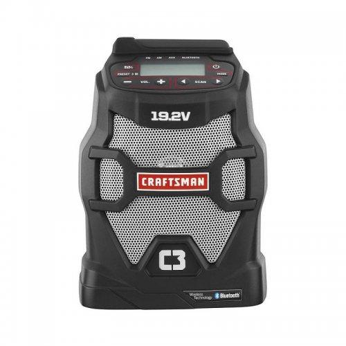 Craftsman C3 19.2V Mini Bluetooth Radio/Charger