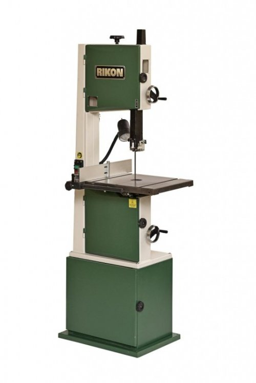 "Rikon 14"" Deluxe Bandsaw 10-325"