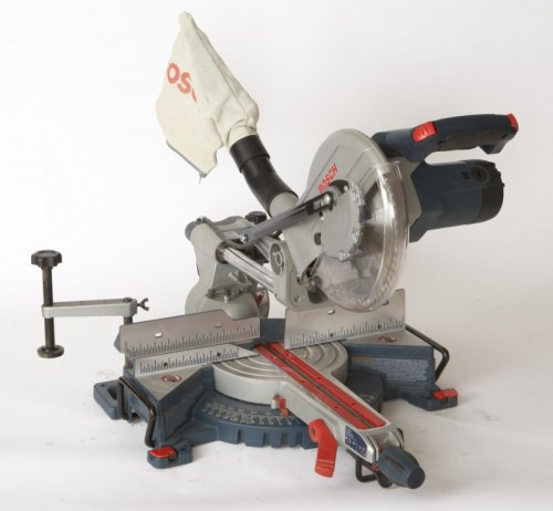 "Bosch 4405 10"" Sliding Compound Mitersaw"