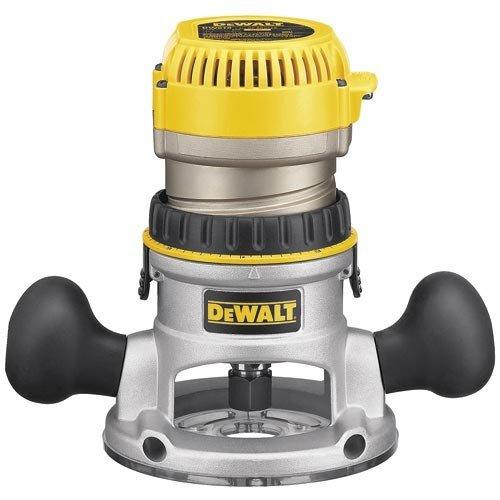 DeWalt 1-3/4 HP Fixed Base Router #DW616