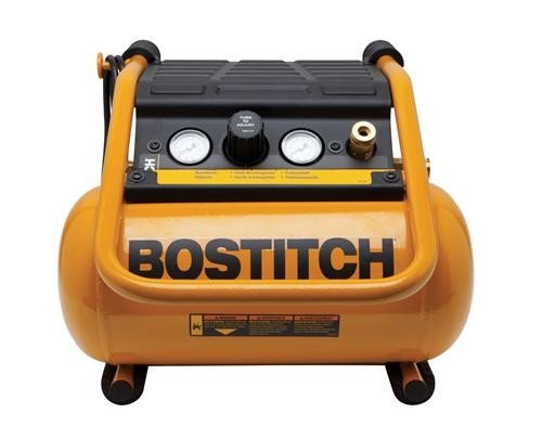 Bostitch 2.5-Gallon Trim Compressor #BTFP01012