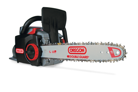 Oregon 40-volt chainsaw (CS300)