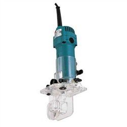 "Makita 1/4"" Tilt Base Laminate Trimmer 3708FC"