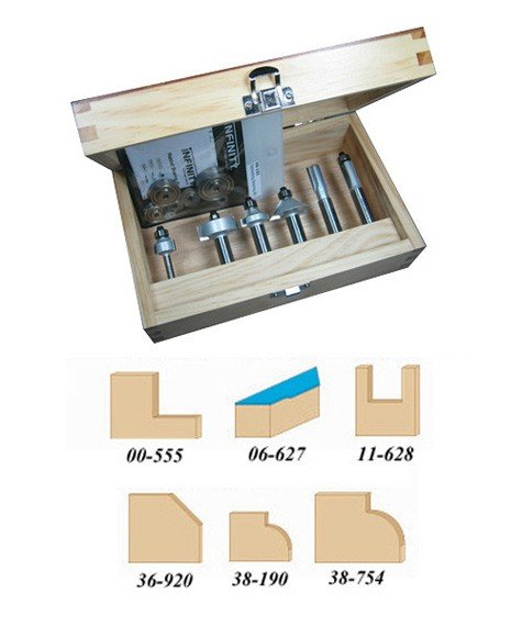 Infinity Router Bits