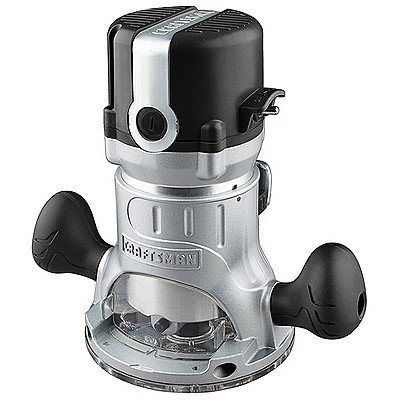 Craftsman 1-3/4 HP Fixed Base Router #2767