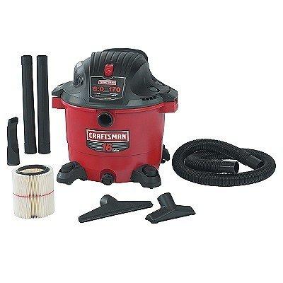 Craftsman 16-Gallon Wet/Dry Vacuum