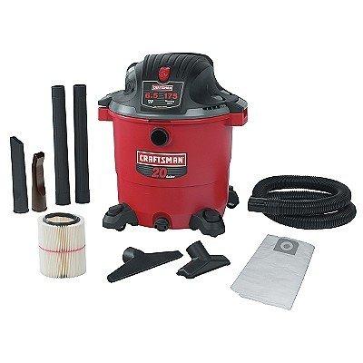 Craftsman 20-Gallon Wet/Dry Vacuum