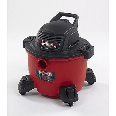 Craftsman 6-Gallon Wet/Dry Vacuum