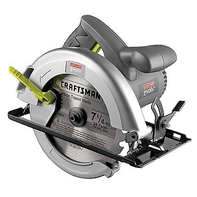 Craftsman Evolv 18780 Circular Saw