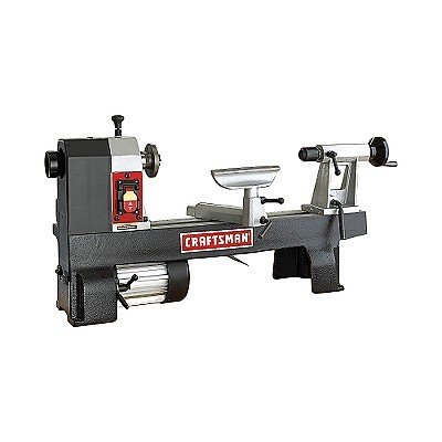 "Craftsman 12"" Wood Lathe"