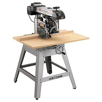 "Craftsman 10"" Radial Arm Saw #22010"