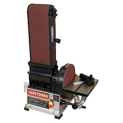 "Craftsman 6""x48"" Belt/9"" Disc Combo Sander"