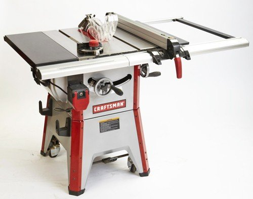 Craftsman 21833 Contractor Tablesaw