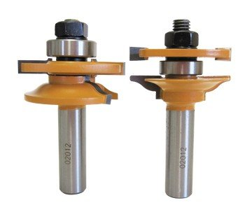 Sommerfeld Tools Chip-Free Rail & Stile Router Bits