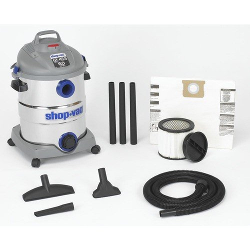 Shop-Vac 12-Gallon Stainless Steel Vacuum
