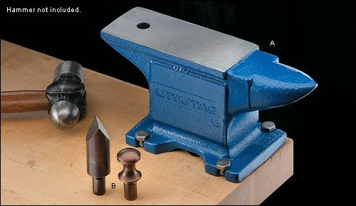 Lee Valley Work Bench Anvil