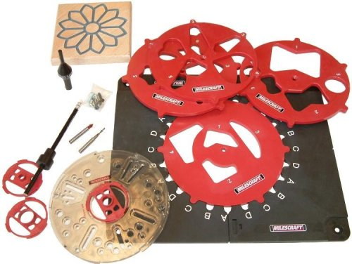 Milescraft Router Design/Inlay Kit