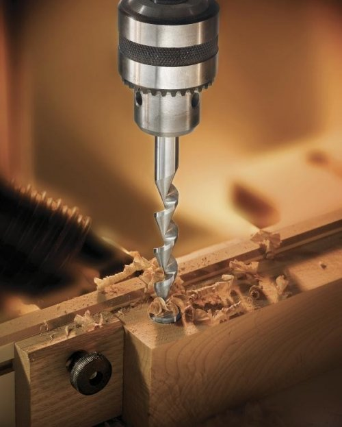 Rockler Power Bore Drill Bit Set