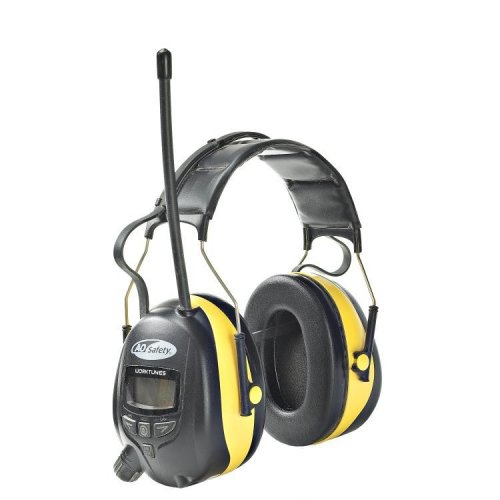 AOSafety Digital Worktunes Hearing Protectors
