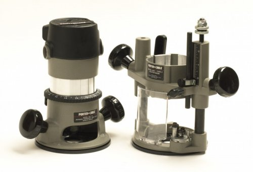 Porter-Cable 1-3/4 HP Multibase Router Kit