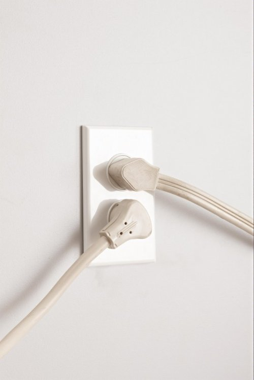 360 Electrical Rotating Duplex Outlet