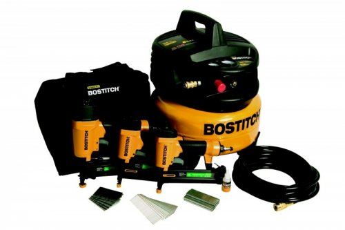 Bostitch Compressor Combo Kit