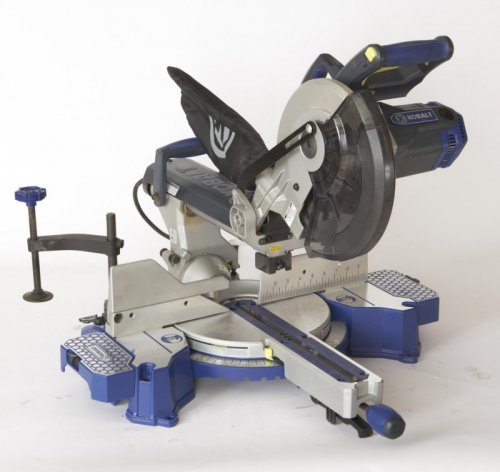 "Kobalt SM2505LW 10"" Sliding Compound Mitersaw"