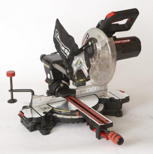 "Craftsman 21237  10"" Sliding Compound Mitersaw"